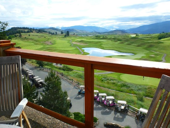 Predator Ridge Resort: View of the course
