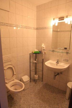 Feichtinger Graz Hotel: Bathroom 202