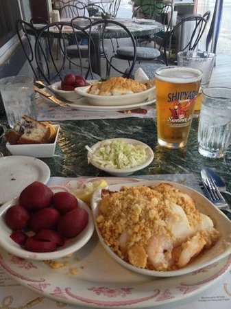 Mabel's Lobster Claw: The Duchess at Mabel's!!