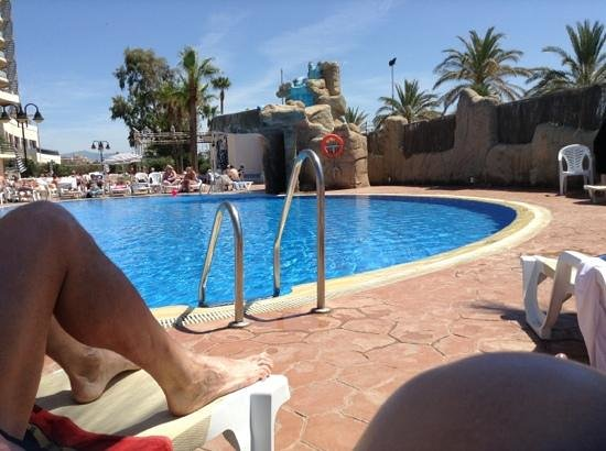 Marconfort Beach Club Hotel: adult only area