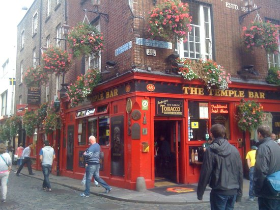 Temple Bar: Frente