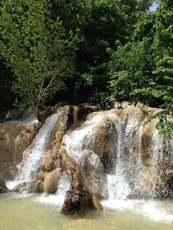 Dunn's River Falls and Park : Dunn's River Falls
