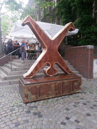 Altstadt: Символ Дюссельдорфа