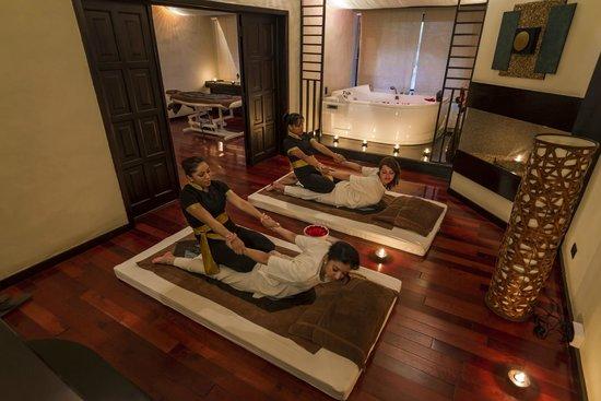 Soleil La Antigua: Thai Spa