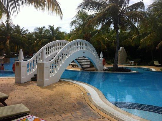Iberostar Ensenachos : Pool (spa section)