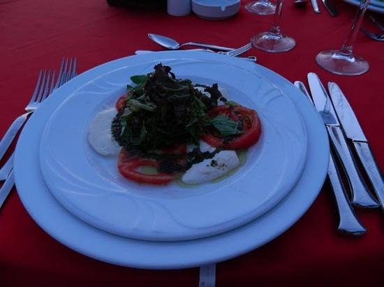 Isil Club Bodrum: Italian restaurant can be used once in stay