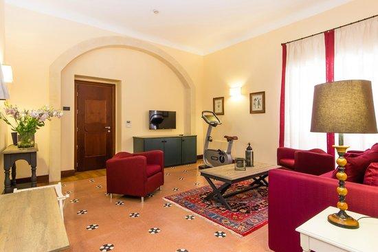 Antico Hotel Roma 1880 : Garden Suite & Spa