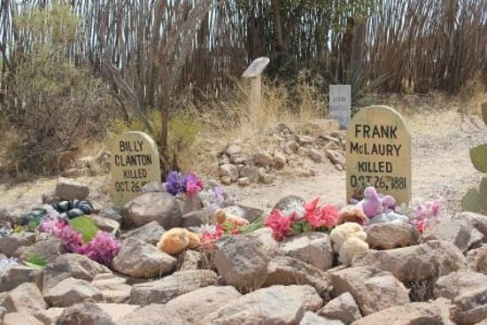 Boothilll Graveyard : Others from OK Corral Gunfight