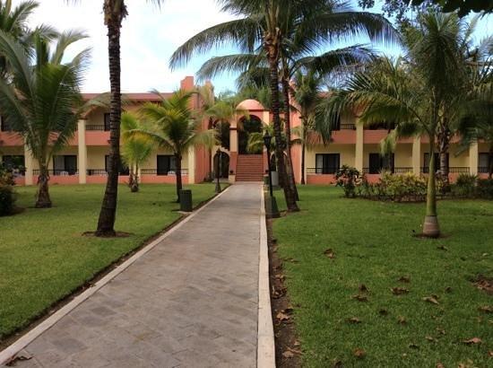 ClubHotel Riu Tequila: block 1300 & 1400