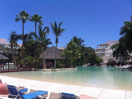 Maspalomas Princess Hotel: The lovely pool area at Maspalomas Princess
