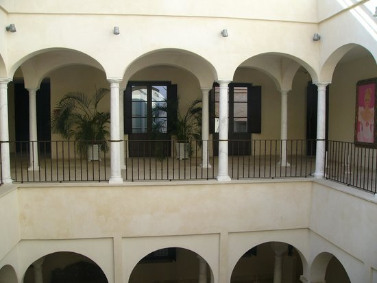 Museo Carmen Thyssen Málaga: interno