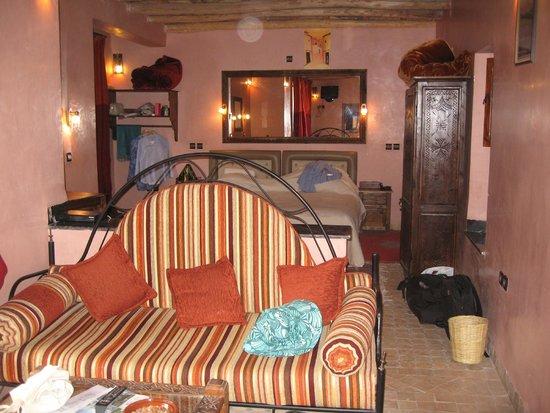 Riad Dar Imlil : Our lovely room