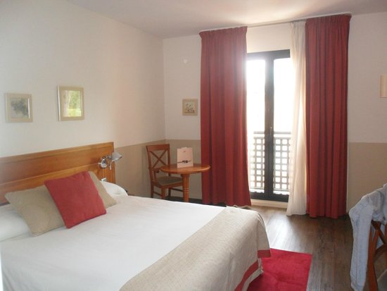 Aquabella Hotel : Quarto