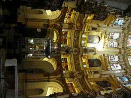 Catedral de Granada: interno