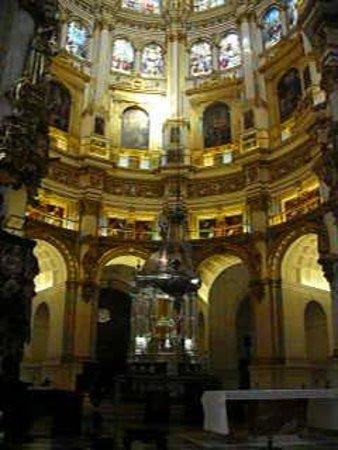 Catedral y Capilla Real: interno