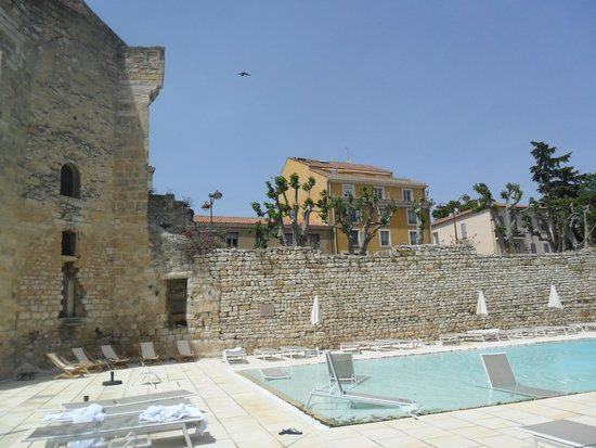 Aquabella Hotel: Area externa