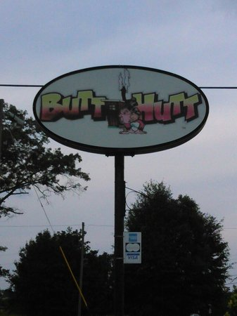 Butt Hutt Barbecue