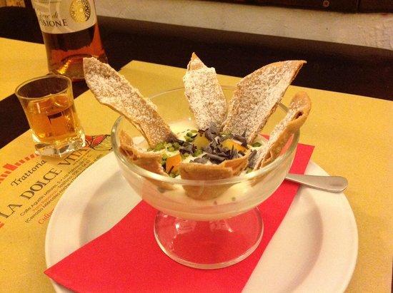 La Dolce Vita : dessert