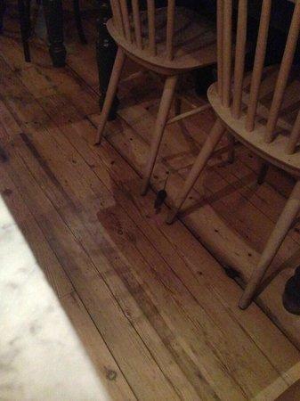La Tasca Covent Garden : rat