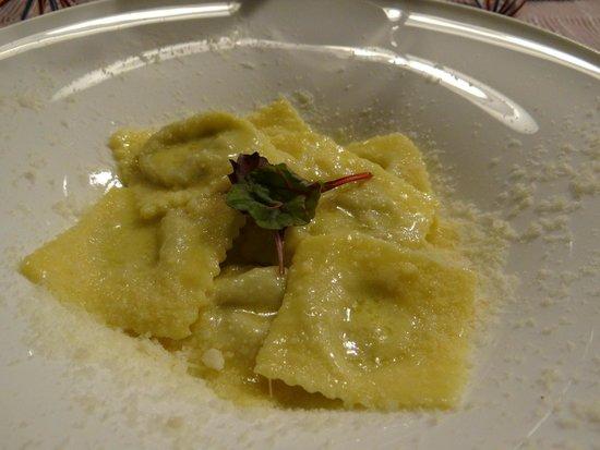 Osteria Della Corte: fresh pasta