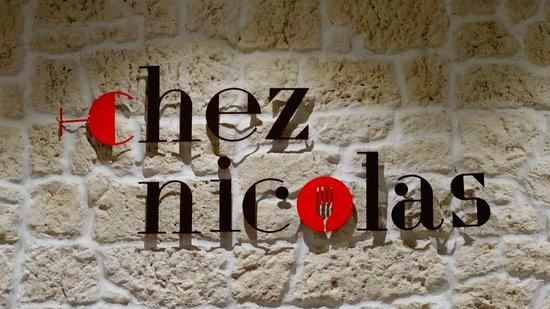 Chez Nicolas : Salão Superior