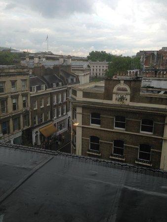 Radisson Blu Edwardian Bloomsbury Street: The View