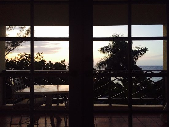 Coyaba Beach Resort: Room with a view