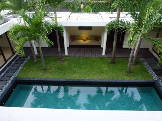 Anantara Vacation Club Bali Seminyak : Private pool