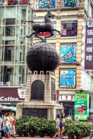 Shangxiajiu Pedestrian Street: You can tack nice photo in this place