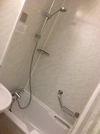 Copthorne Tara Hotel London Kensington: Shower