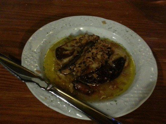 Tasca Galileo : Foie a la Plancha