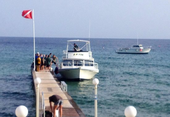 Divetech : Our morning routine! Well run dive operation! Miss the Attatude!