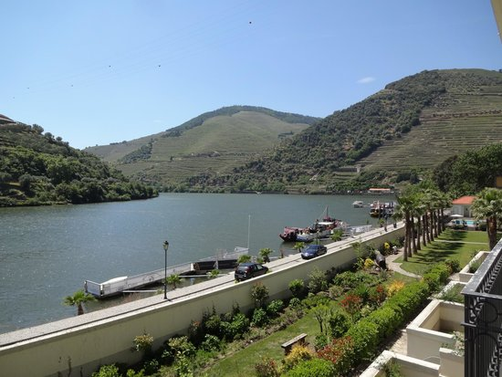 The Vintage House Douro: View from Balcony of 115