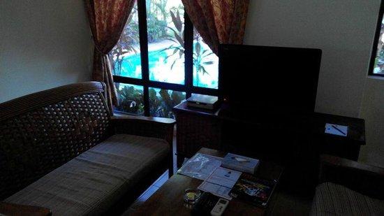 A'Famosa Resort Hotel Melaka: living room