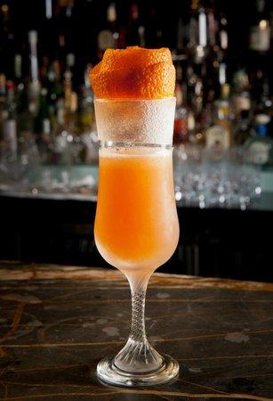 Salvatore's Bar at Playboy Club London: Kingston Crusta