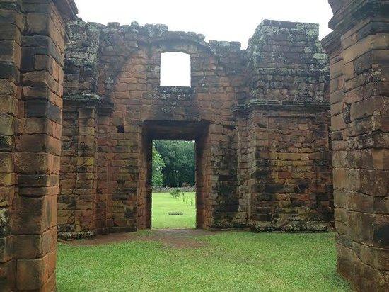 Ruins of Sao Miguel das Missoes: Ruínas - Nave colateral