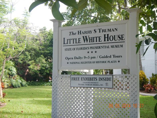 Harry S. Truman Little White House: Truman White House