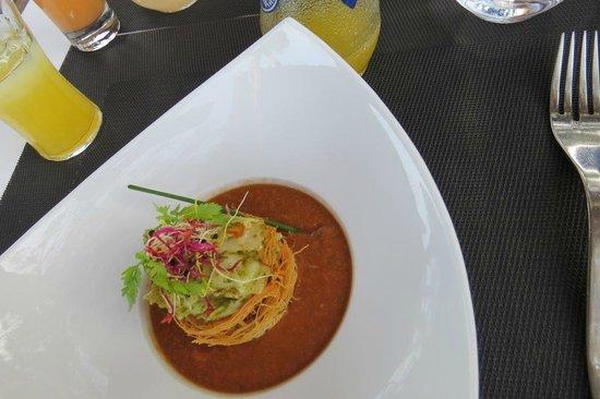Côteaux & Fourchettes : gazpacho