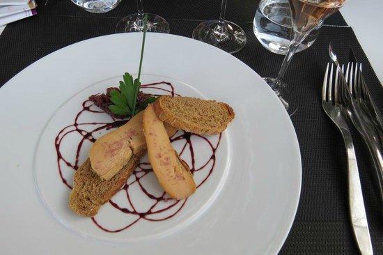 Côteaux & Fourchettes : foie gras
