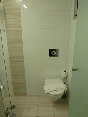 Hotel Victoria: shower
