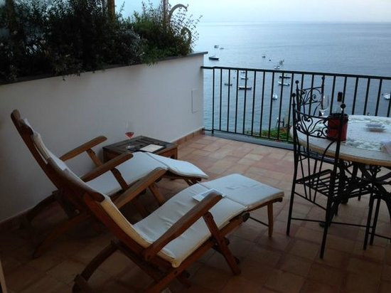 Hotel Buca di Bacco: Loved these chairs