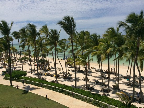 Barcelo Bavaro Palace Deluxe: View from Master Suite 5466