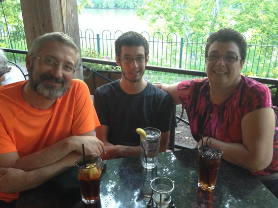 Mitchell's Fish Market - Homestead: Father's day at Mitchell's minus 2