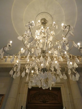 Palacio Duhau - Park Hyatt Buenos Aires: luxo nos detalhes do palacete