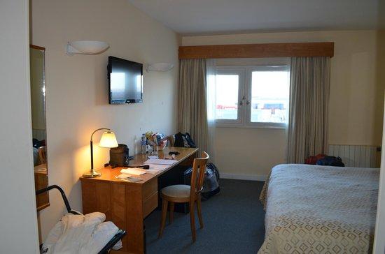 Hotel Canal Beagle: Habitación
