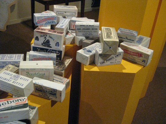 Butter Museum: Butter Exhibit