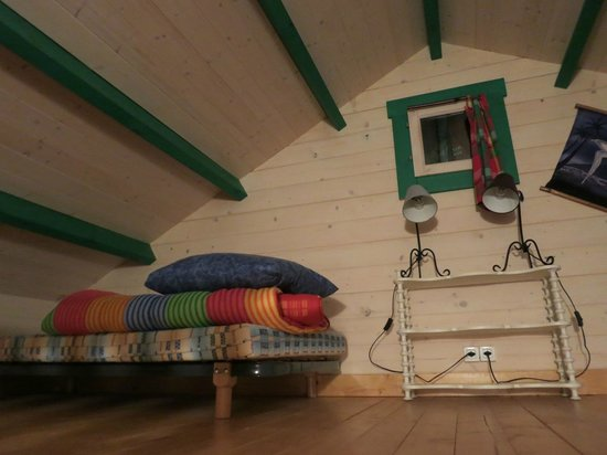 Le Trot'in Chair : Bed on loft