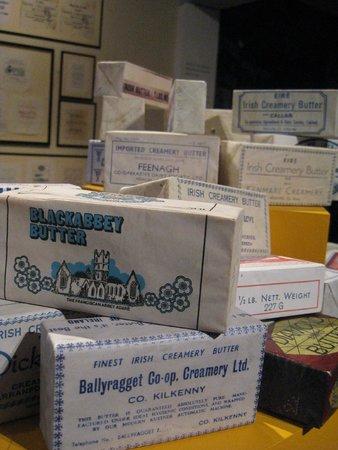 Butter Museum: Butter Exhibit