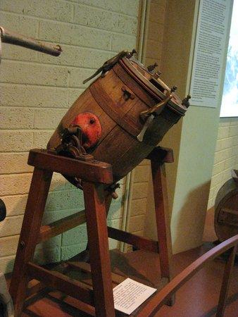 Butter Museum: Butter-Making Tools