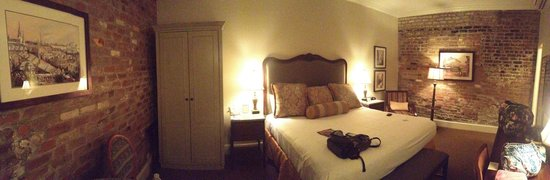 French Market Inn: Hotel Room